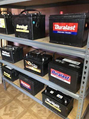 Car truck battery for Sale in Riverside, CA