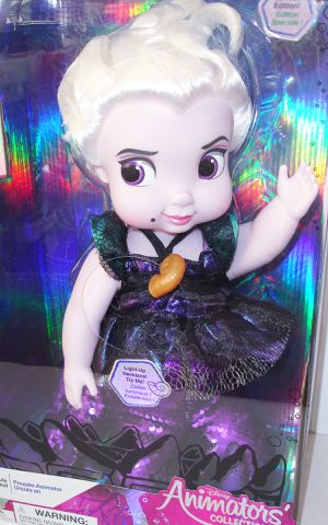 🐙 Disney Animators' Special Edition Ursula Doll for Sale in California City, CA