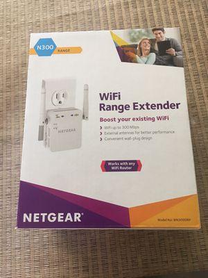 Netgear range extender for Sale in Jurupa Valley, CA