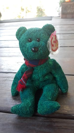 Original TY Beanie Baby Winter Bear 1999 for Sale in Due West, SC