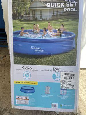 Summer waves 15'36 for Sale in Auburndale, FL