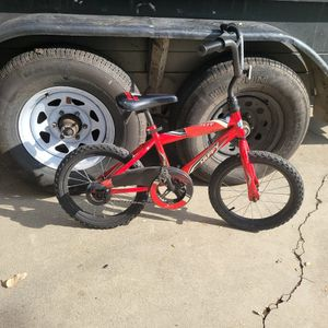 Kids Bike 16 Inches for Sale in Rancho Cucamonga, CA