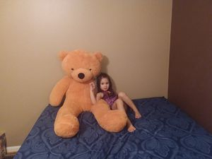 Big Teddy Bear, My Daughter Not Included for Sale in Jacksonville, FL
