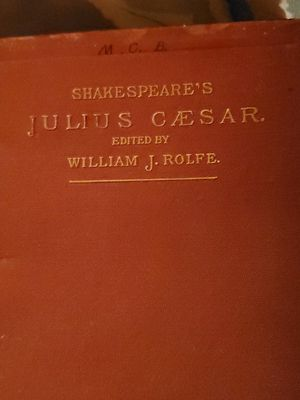 Shakespeare's Julius Caesar for Sale in Meridian, MS