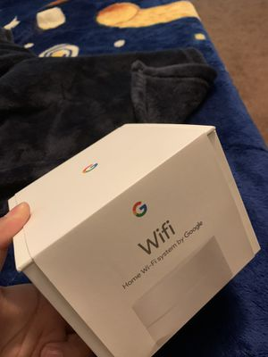 Google WiFi Router for Sale in Angier, NC