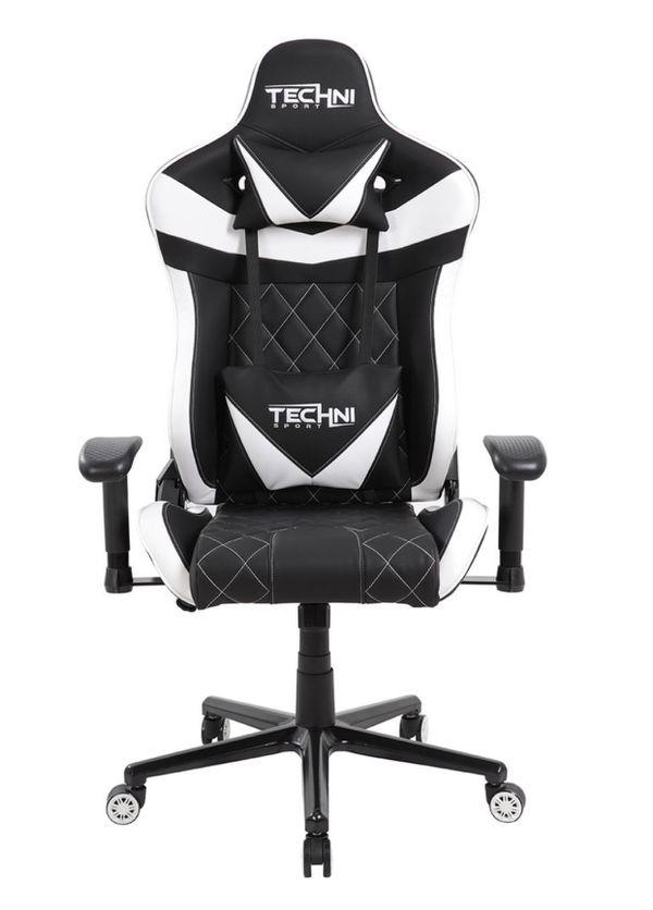 Techni TSXL1 White Pro Gaming Chair