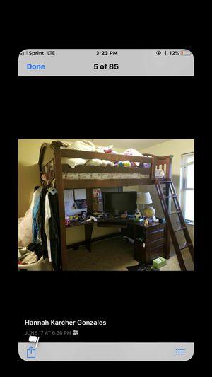 Bunk bed for Sale in Broken Arrow, OK