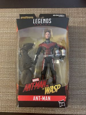 Marvel Ant-Man Legend Series Action Figure for Sale in Commerce, CA