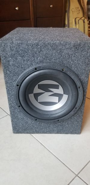 Subwoofer for Sale in Clovis, CA