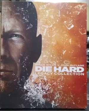 Die Hard(Blue Ray) DVD Collection for Sale in Murfreesboro, TN