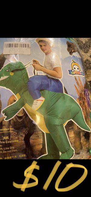 Inflatable dinosaur costume for Sale in El Monte, CA