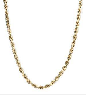 Turkish Gold Chain for Sale in Phoenix, AZ