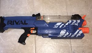 Nerf rival nemesis for Sale in Painesville, OH