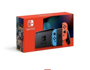 Nintendo switch w/ game and Nintendo account for Sale in Upland, CA
