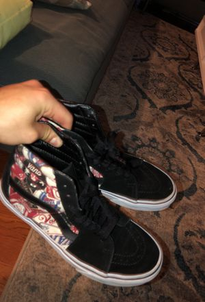 Vans ~• Classic High Top •~Vans (Black, Size 9 Men's, 10.5 Women's) SALE! for Sale in Burke, VA
