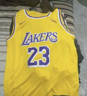 LeBron James lakers jersey for Sale in Warren, MI