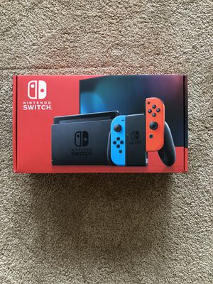 Nintendo Switch Red/Blue for Sale in McMurray, PA