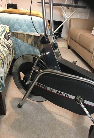 Sears Erometer exercise bike for Sale in Smyrna, GA
