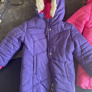 Girls Snow jackets 4t And 5t for Sale in South Gate, CA