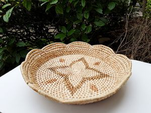 Round Decorative Basket for Sale in Lacey, WA