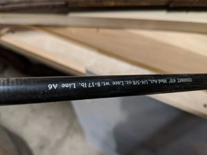 Fishing pole for Sale in Cornelius, OR