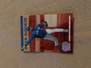 Rookie baseball cards for Sale in Lake Ridge, VA