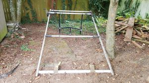 Boat Rack for pickup. Great for hauling a small boat and pulling a travel trailer. for Sale in Kirkland, WA