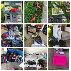 Garage sale Saturday only May 25th 9-3 for Sale in Elyria, OH