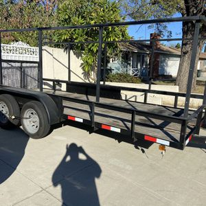 Carson Trailer 16x 6 1/2 for Sale in Upland, CA