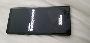 Samsung Galaxy Note 8 with Otterbox for Sale in Roswell, GA