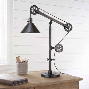 Pulley Table Lamp. BRAND NEW! for Sale in Fort Lauderdale, FL