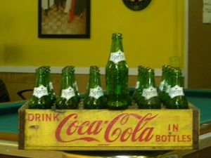Original antique glass soda bottles for Sale in Chicago, IL