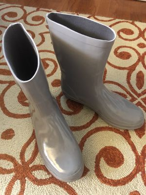 Ladies Rain Boots - size 10 for Sale in Pittsburgh, PA