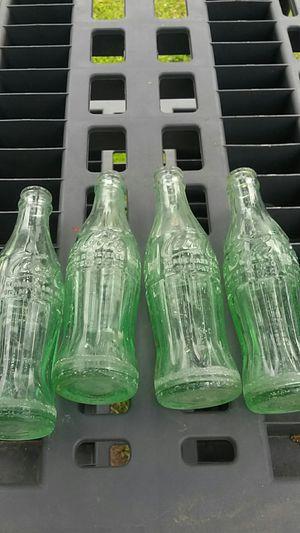 Antique Coke bottles for Sale in Pasadena, TX