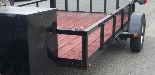 Utility Trailer Pti Plates for Sale in Rancho Cucamonga,  CA