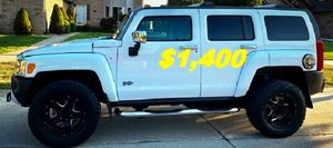 🚗🎁I'm the first owner and i want to sell my 2009 Hummer H3 $1400 for Sale in Paterson, NJ