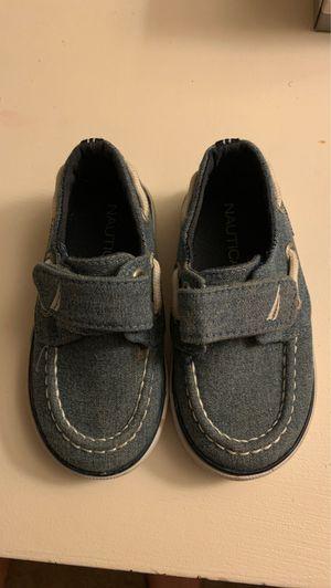 Nautica Boat shoe toddler 5 for Sale in Aurora, IL