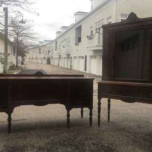 Antique China Cabinet & Sideboard for Sale in Quincy, MA