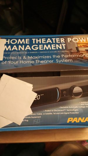 Panamax Home Theater Power Management for Sale in Austin, TX