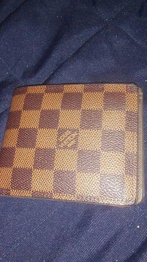 Louis Vuitton Paris Men's Wallet for Sale in St. Louis, MO