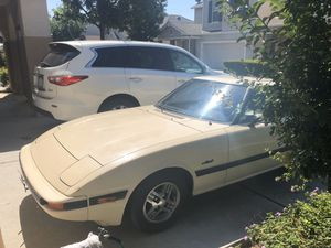 1984 RX7 for Sale in Fresno, CA