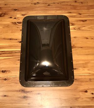 "18"" x 26"" Motorhome RV Skylight UV Tinted for Roof Cover & Light for Sale in Covington, WA"
