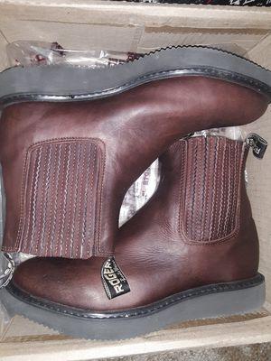 Roger work boots for Sale in Desert Hot Springs, CA