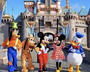 2 Disneyland PEAK park hopper tickets $300 TODAY!!! for Sale in Anaheim, CA