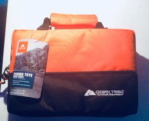 Ozark Trail Fishing Tote for Sale in St. Louis, MO