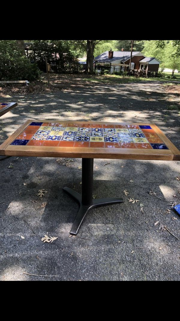 Kitchen or Deck table