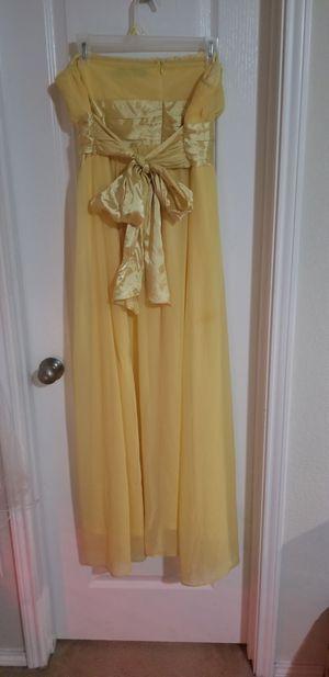 Bridesmaid dress/ flower girl dress for Sale in WHT SETTLEMT, TX