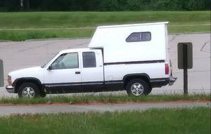 Home made Truck camper topper for Sale in Lansing, MI