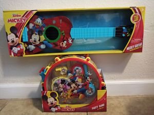Mickey toy set for Sale in Riverside, CA