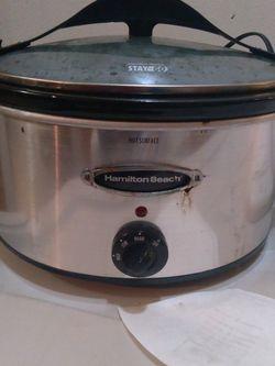 Hamilton Beach Crock Pot for Sale in Lombard,  IL